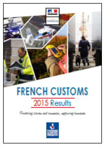 French Customs - Results 2015
