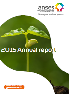 ANSES - 2015 Annual report