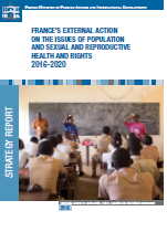 France's external action on issues of population and sexual and reproductive health and rights 2016-2020