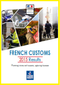french customs - 2015 results
