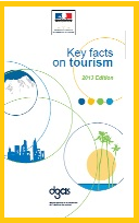 FRANCE - KEY FACTS ON TOURISM