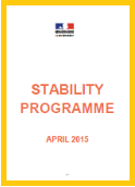 France - Stability Programme - A Strategy for Continued Fiscal Consolidation