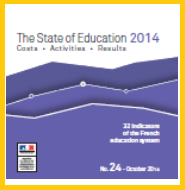 France - State of Education 2014