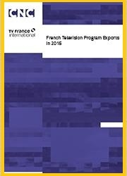 French Television Program Exports in 2015