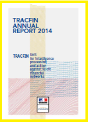 France's Tracfin Annual Report - 2014