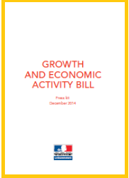 France - Growth and Economic Activity Bill