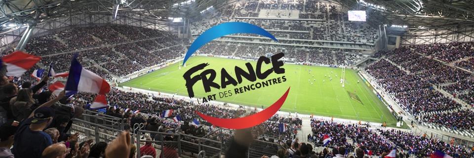 Le Stade Velodrome à Marseille