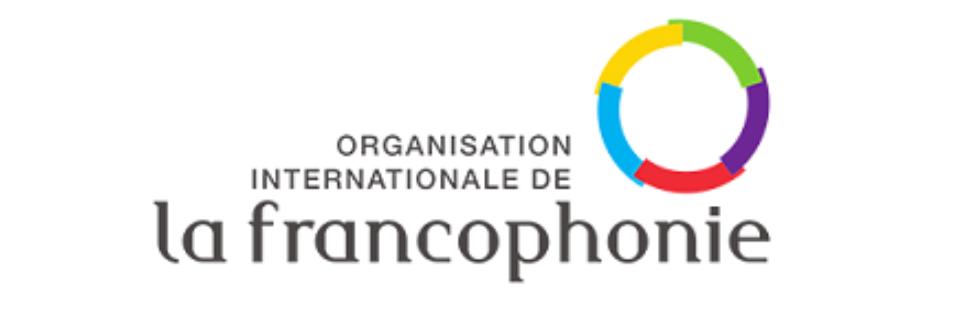 L'identifiant visuel de l'Organismation internationale de la francophonie