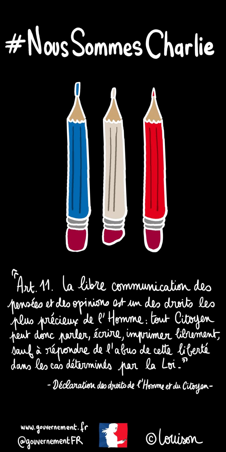 #NousSommesCharlie - voir en plus grand