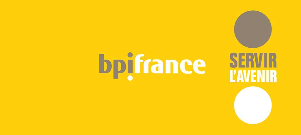 Le logo de Bpifrance
