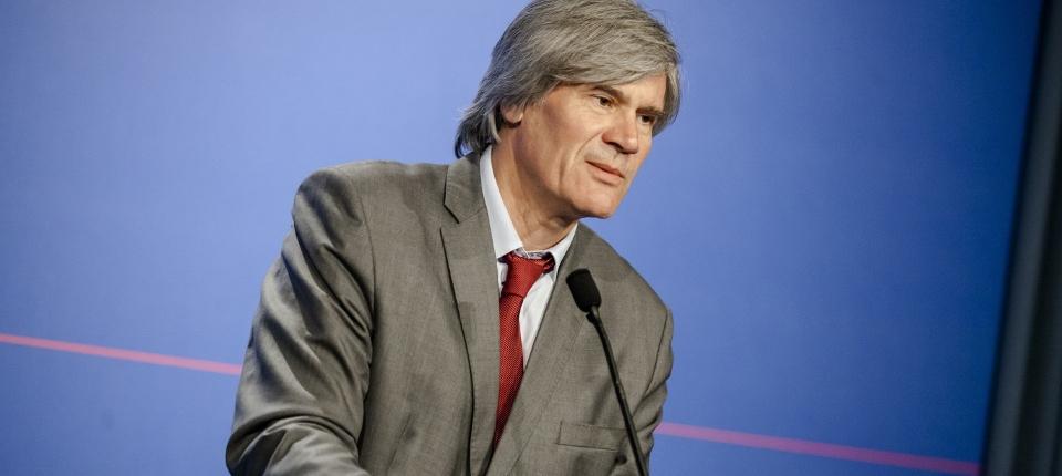Photo de Stéphane Le Foll, Porte-parole du Gouvernement
