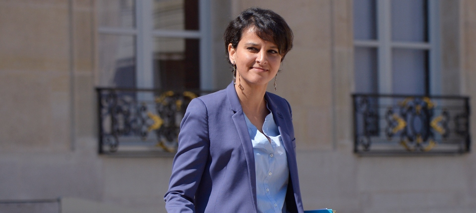 Photo de Najat Vallaud-Belkacem