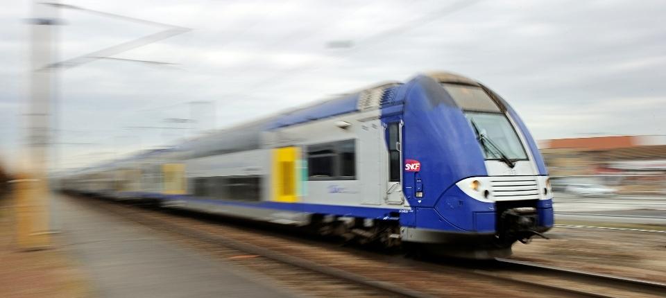 Photo d'un Train Express Régional