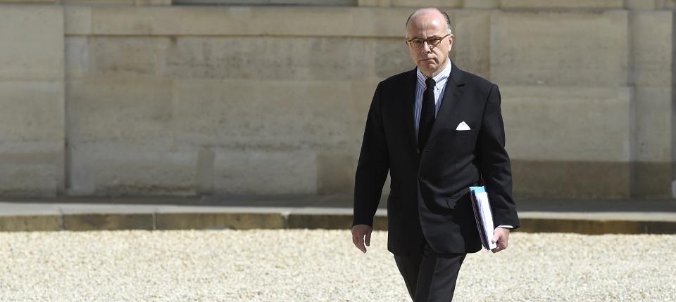 Photo de Bernard Cazeneuve, ministre de l'Intérieur