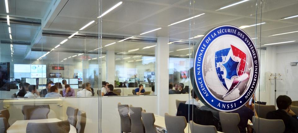 Nouveaux locaux de l'Agence nationale de la sécurité des système d'information, le 20 février 2014