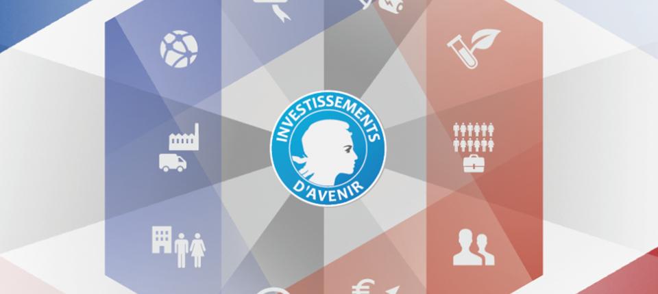 Logo du programme d'investissement d'avenir
