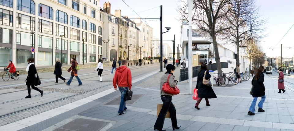 Tramway Nantes
