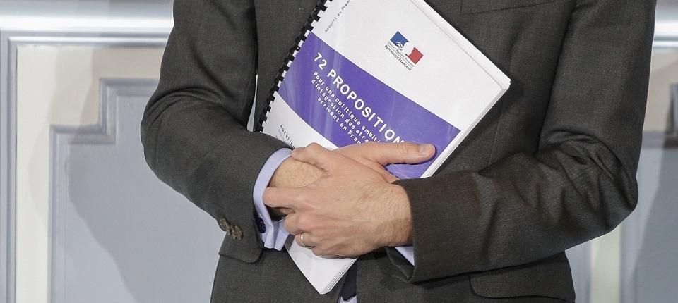Le rapport dans les mains du Premier ministre
