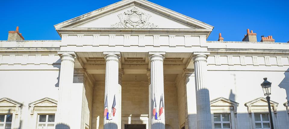 Palais de Justice d'Orléans