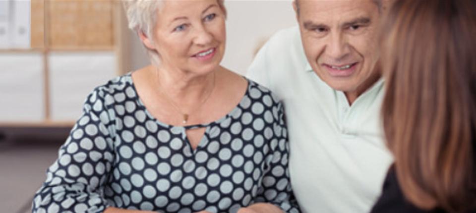 Couples de retraités