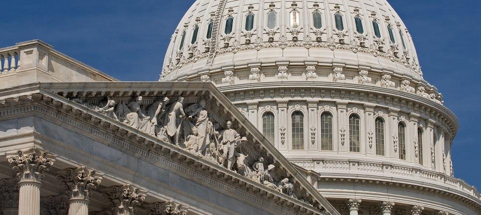Chambre des représentants et Capitole