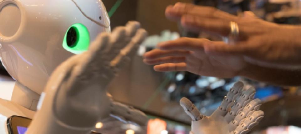 Le robot français Nao