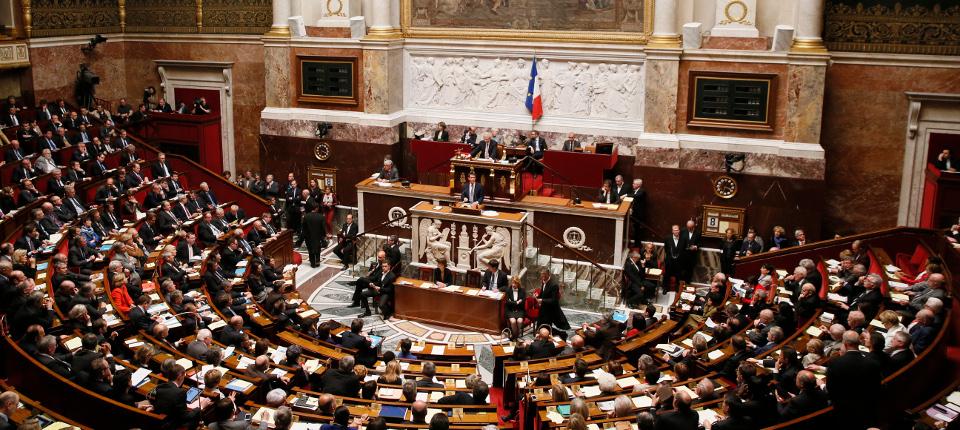 Déclaration de politique générale de Manuel Valls devant l'Assemblée nationale