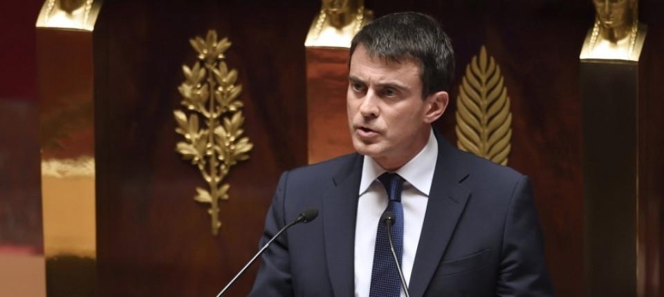 Photo de Manuel Vall à l'Assemblée Nationale