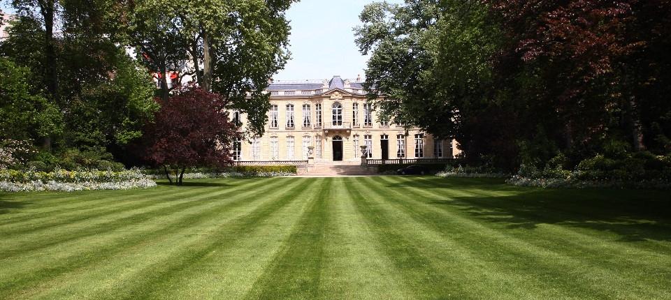 Jardin de Matignon