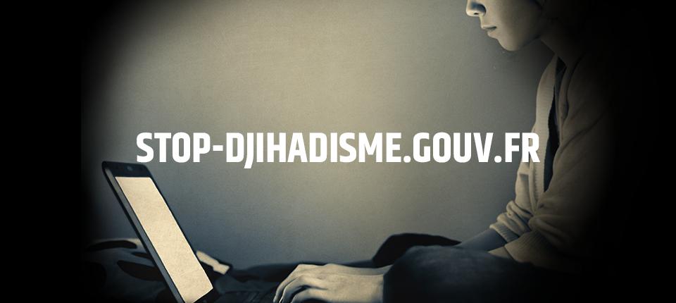 Campagne stop-djihadisme.gouv.fr
