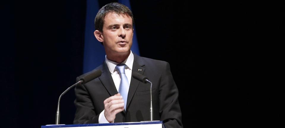 Manuel Valls devant le congrès de la Fédération nationale des syndicats d'exploitants agricoles