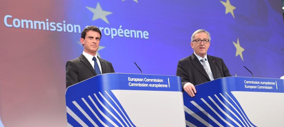 Manuel Valls à la Commission européenne