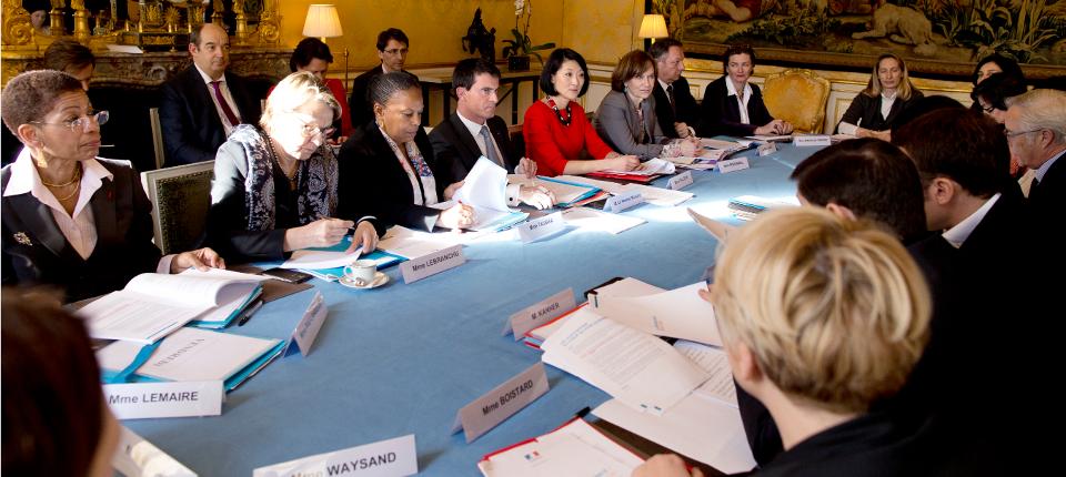 Comité interministériel du 6 mars