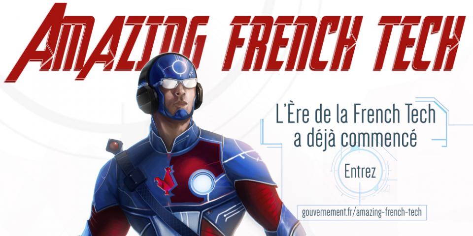 Amazing French Tech