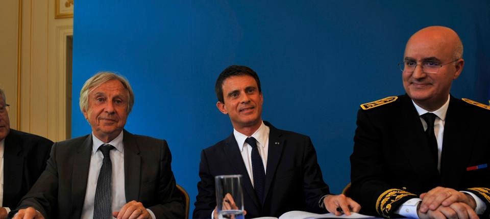 Manuel Valls signe le Contrat de plan État-région Lorraine