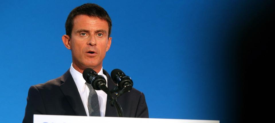Discours de Manuel Valls à Châlons-en-Champagne