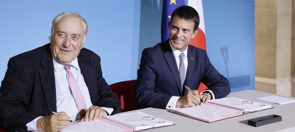 Signature du CPER Champagne-Ardenne