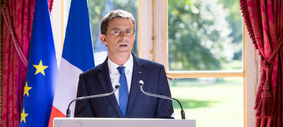 Manuel Valls annonce de nouvelles mesures pour les agriculteurs