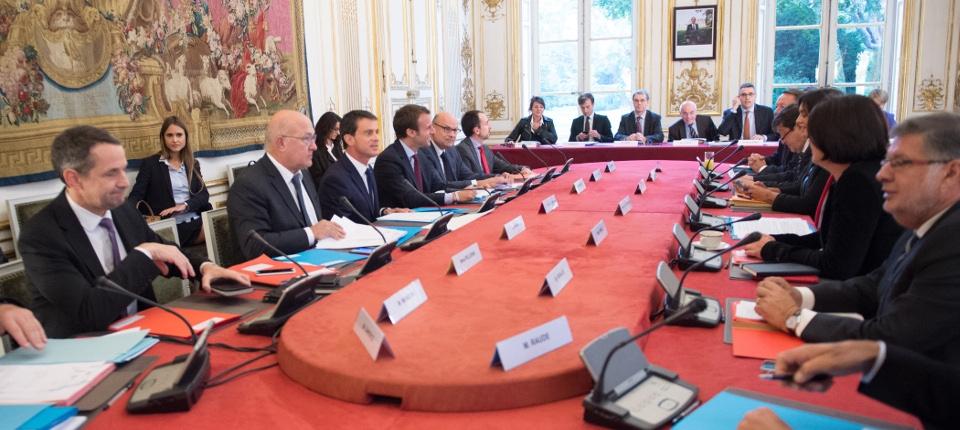 3e comité interministériel du Grand Paris, le 15 octobre 2015