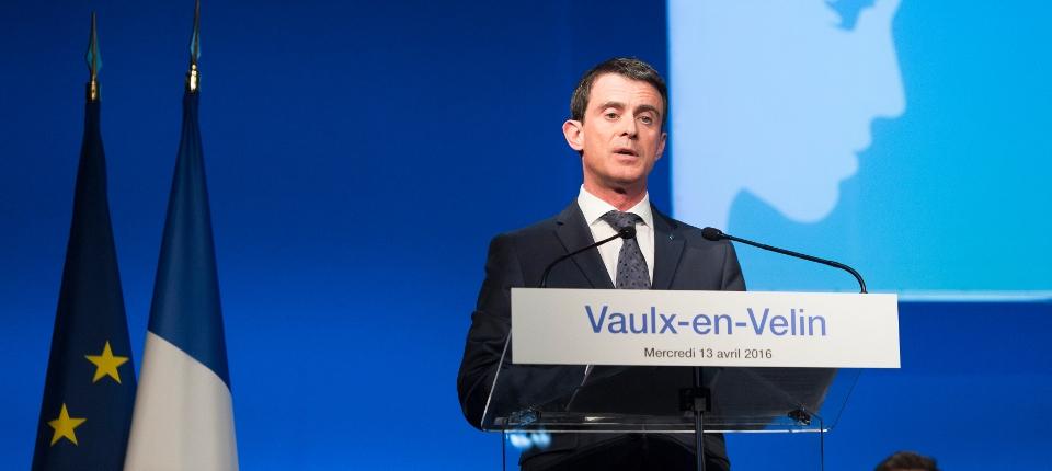 Discours de Manuel Valls au 3e Comité interministériel à l'égalité et à la citoyenneté, à Vaulx-en-Velin