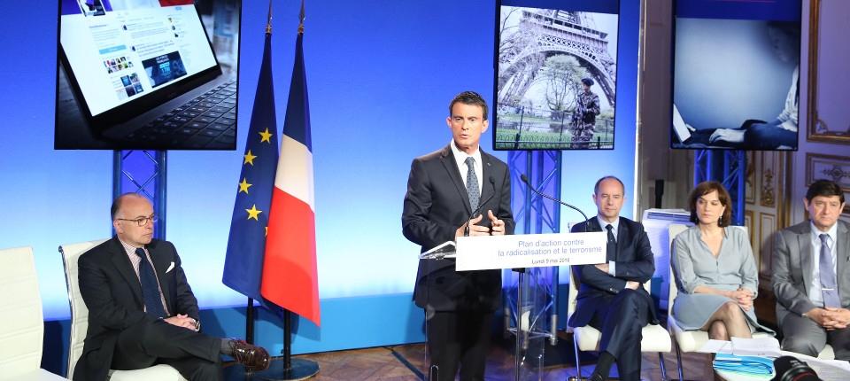 Discours de Manuel Valls lors du  Comité interministériel pour la prévention de la délinquance et de la radicalisation