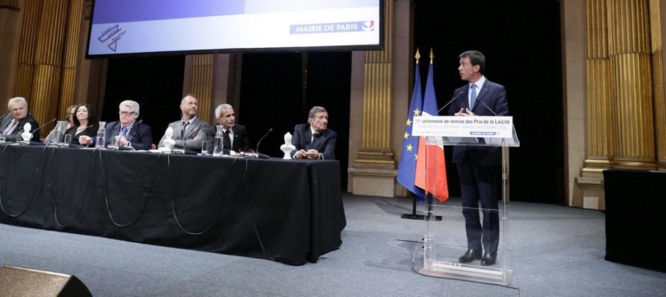 """""""Faire vivre la laïcité"""""""