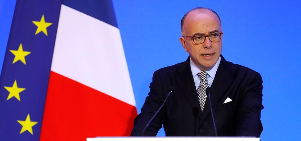 Bernard Cazeneuve à l'ouverture de la  3e instance de dialogue avec l'islam de France, le 12 décembre 2016
