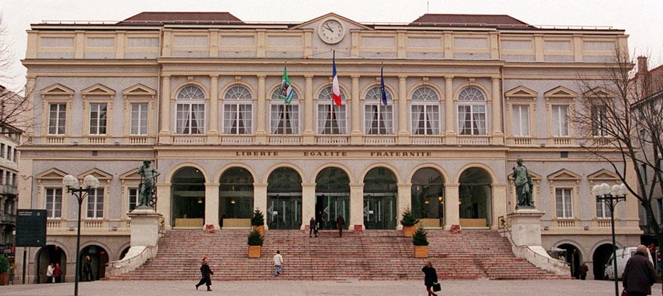 Mairie de Saint-Etienne