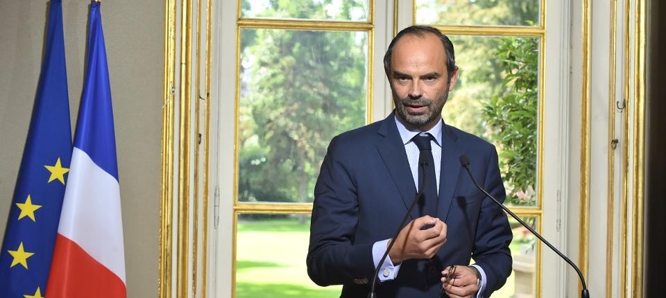 Conférence de presse du Premier ministre suite au CIH