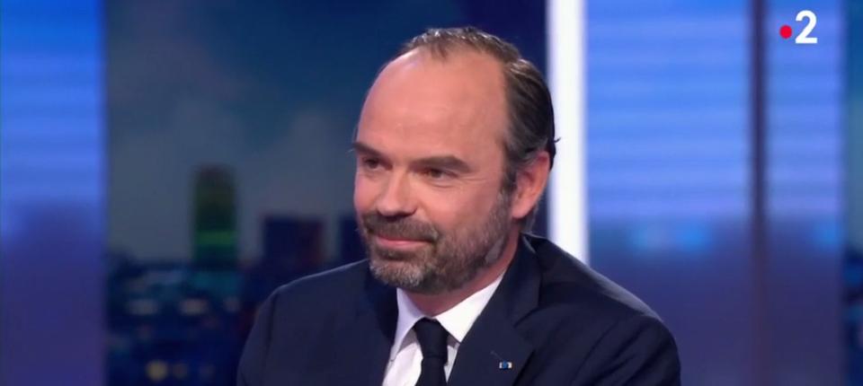 Edouard Philippe sur France 2