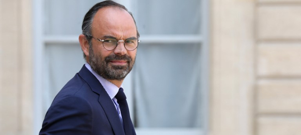 Premier ministre, Edouard Philippe