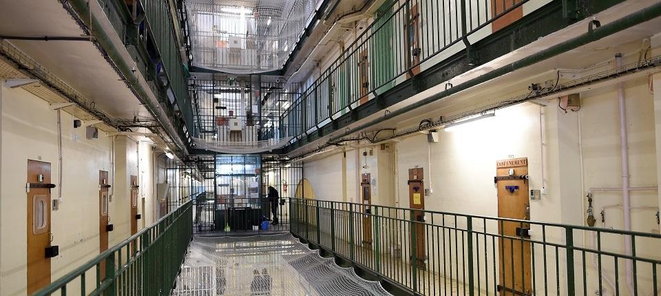 La prison de Fresnes (94)