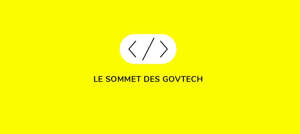 Le visuel des « GovTech »