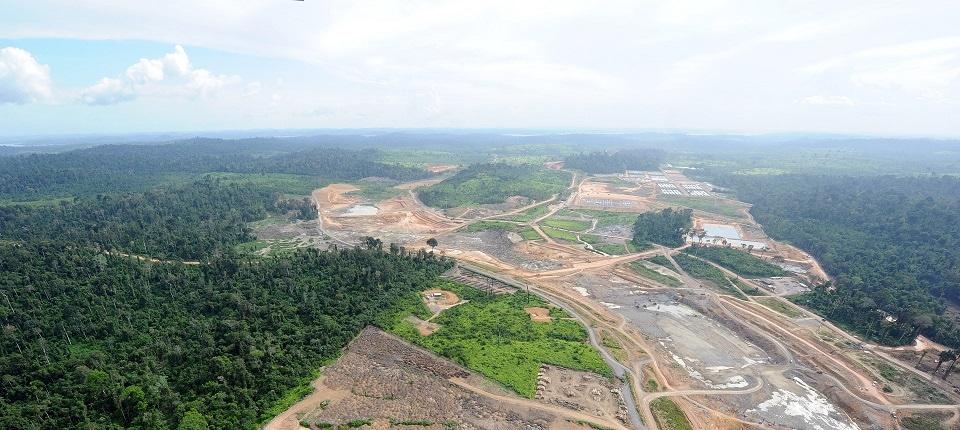 Déforestation au Brésil